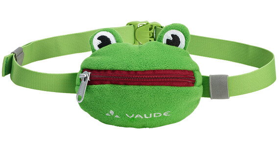 VAUDE Flori Hip Bag parrot green